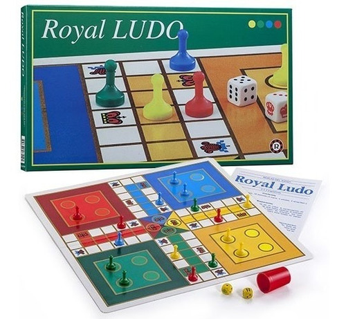 juego royal ludo línea verde ruibal