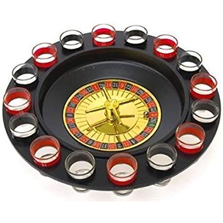 Juego Ruleta Con Vasos Para Beber Bo Toys 91 590 En Mercado Libre