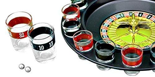 Juego Ruleta Para Tomar Shots Tragos Fiesta Tequila Fernet 1 499
