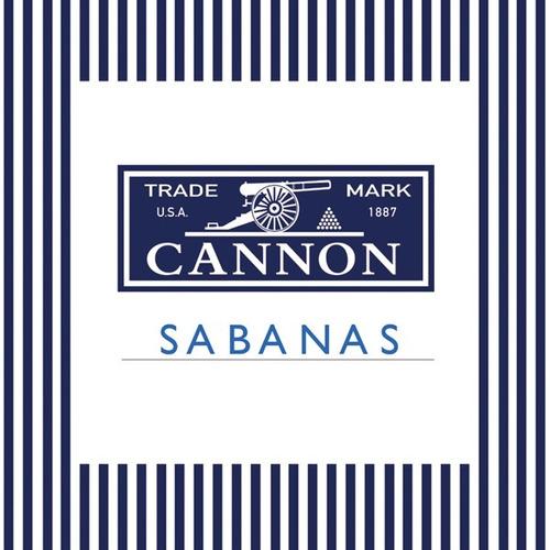 juego sabanas cannon colors con vivo full 2 plazas 200 hilos