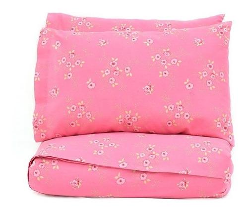 juego sabanas queen size rosas vianney envio gratis