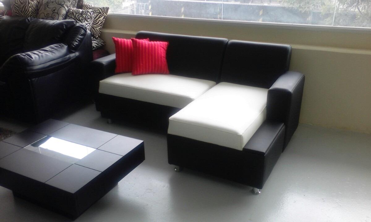 Mueble juego de sala modular moderno solo exihibicion for Precio de muebles para sala