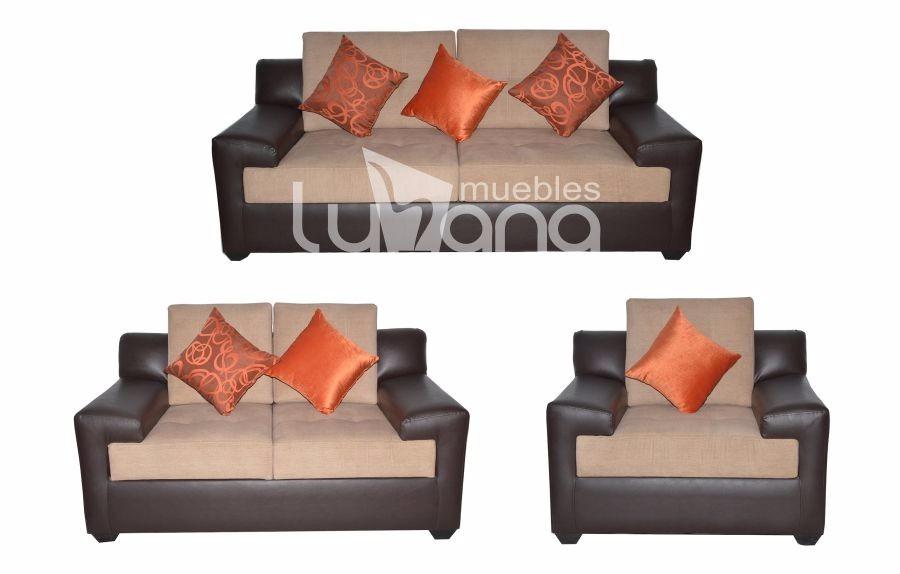 Juego de sala muebles de sala 3 2 1 sofas s en mercado libre - Compro muebles voy a domicilio ...