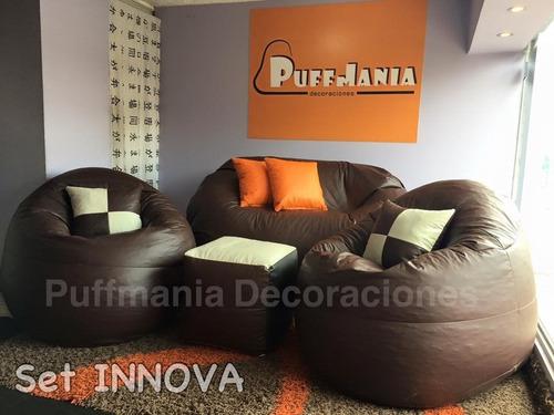 juego sala,sofas,mueble,puff,sillon para casa,departamento