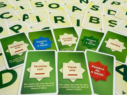 juego scrabble dash naipes ruibal mattel (+ 10 años)