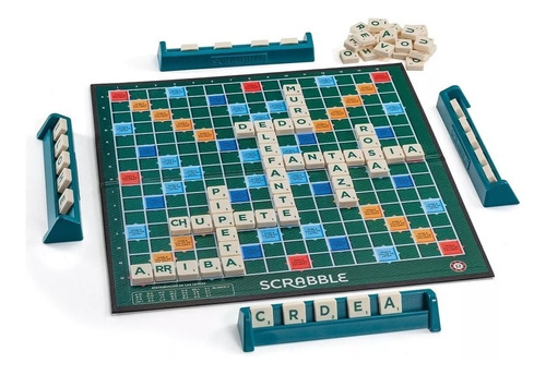 juego scrabble original mattel ruibal