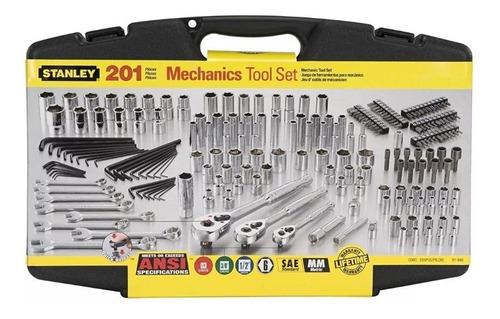 juego set herramientas tubos stanley 201 pz 91-988 cuotas