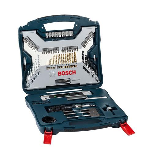 juego set kit mechas puntas destornillador bosch 100