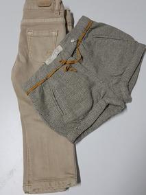 8f8f8a83e0 Pantalones Y Shorts Para Ninas Ropa Para Ninos en Mercado Libre México