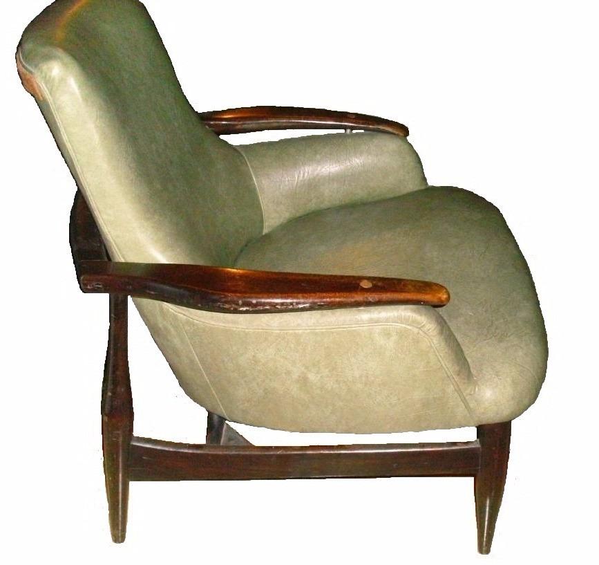 juego sillones diseo escandinavo retro vintage - Sillones Diseo
