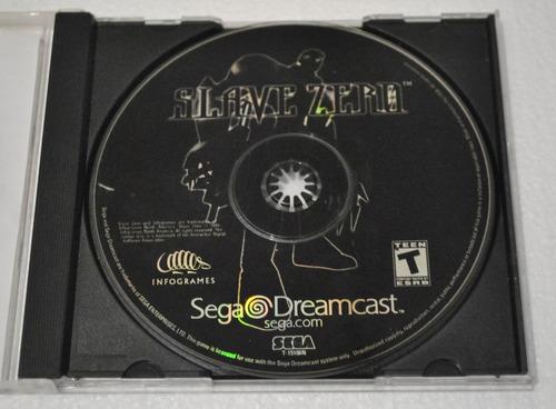 juego slave zero para sega dreamcast ( envío gratis )