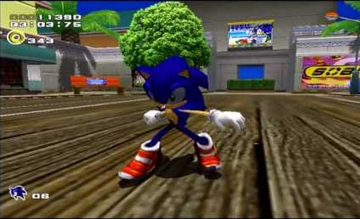 Image result for Sonic Adventure 2 dreamcast