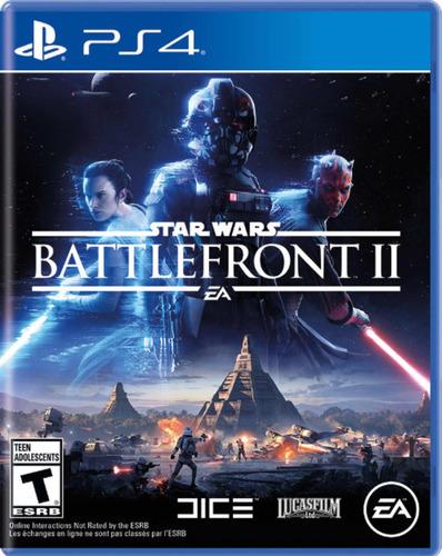 juego  star wars battlefront 2 juego físico