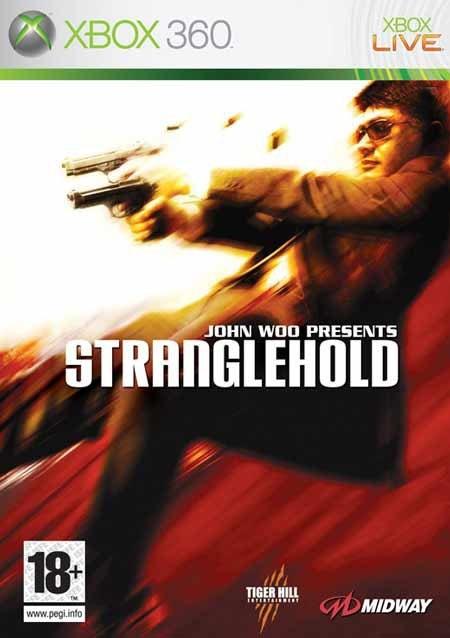 juego stranglehold xbox 360 ntsc español