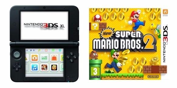 Juego Super Mario Bros 2 Nintendo 2 Y 3 Ds N U E V O Bs 90 000