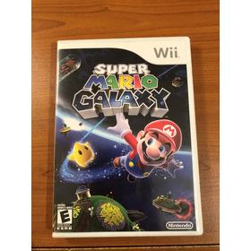 Juego Super Mario Galaxy Para Wii