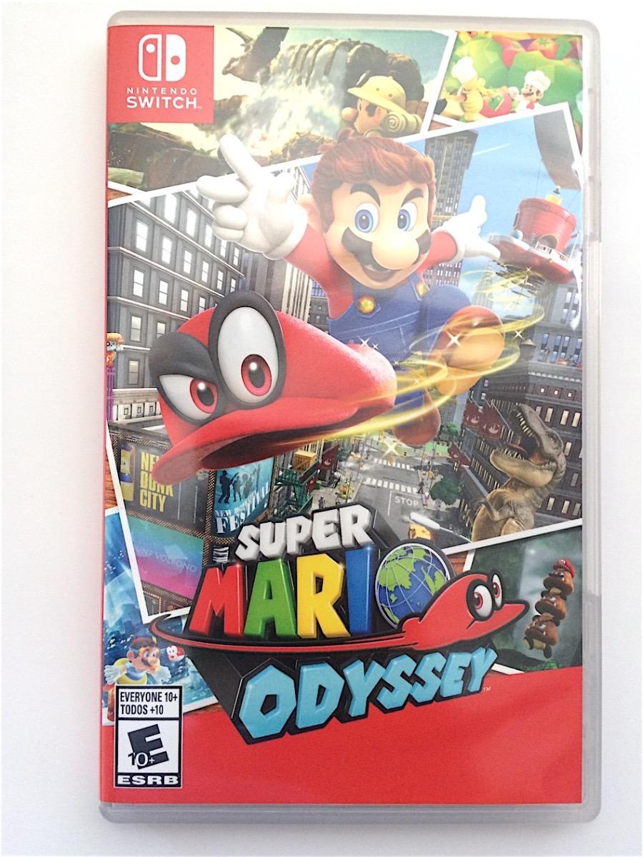 Juego Super Mario Odyssey Para Nintendo Switch 900 00 En Mercado