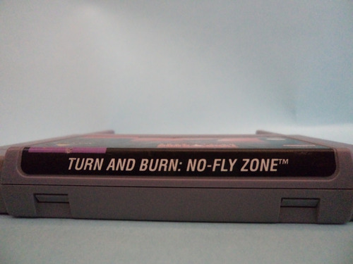 juego super nintendo turn and burn no fly zone
