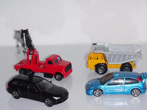 juego super paquete de carros 10 unidades kreisel original