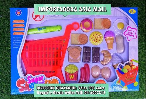 juego supermecado super shopping