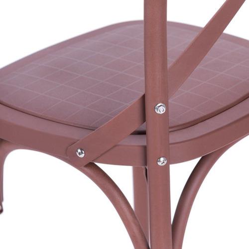 juego supernova de 2 reciclado nylon comedor sillas clá-7260