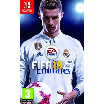 juego switch fifa 2018