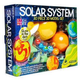 Juego Swl Sistema Solar Divertido De Armar Planetas