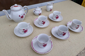 Porcelana Miniatura En Decoración Té O Juego Café Juguete gYf7b6y
