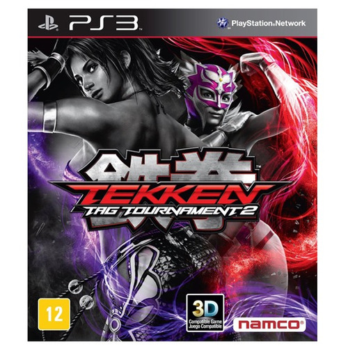 juego tekken tag tournament 2 para playstation 3 original