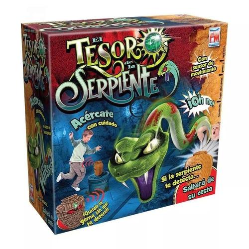 juego tesoro de la serpiente (5417)