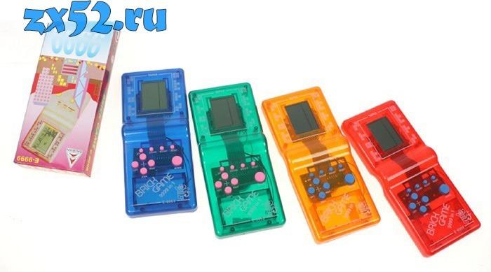 Juego Tetris Brick Clasico Game 9999 In 1 Ectronix 94 99 En