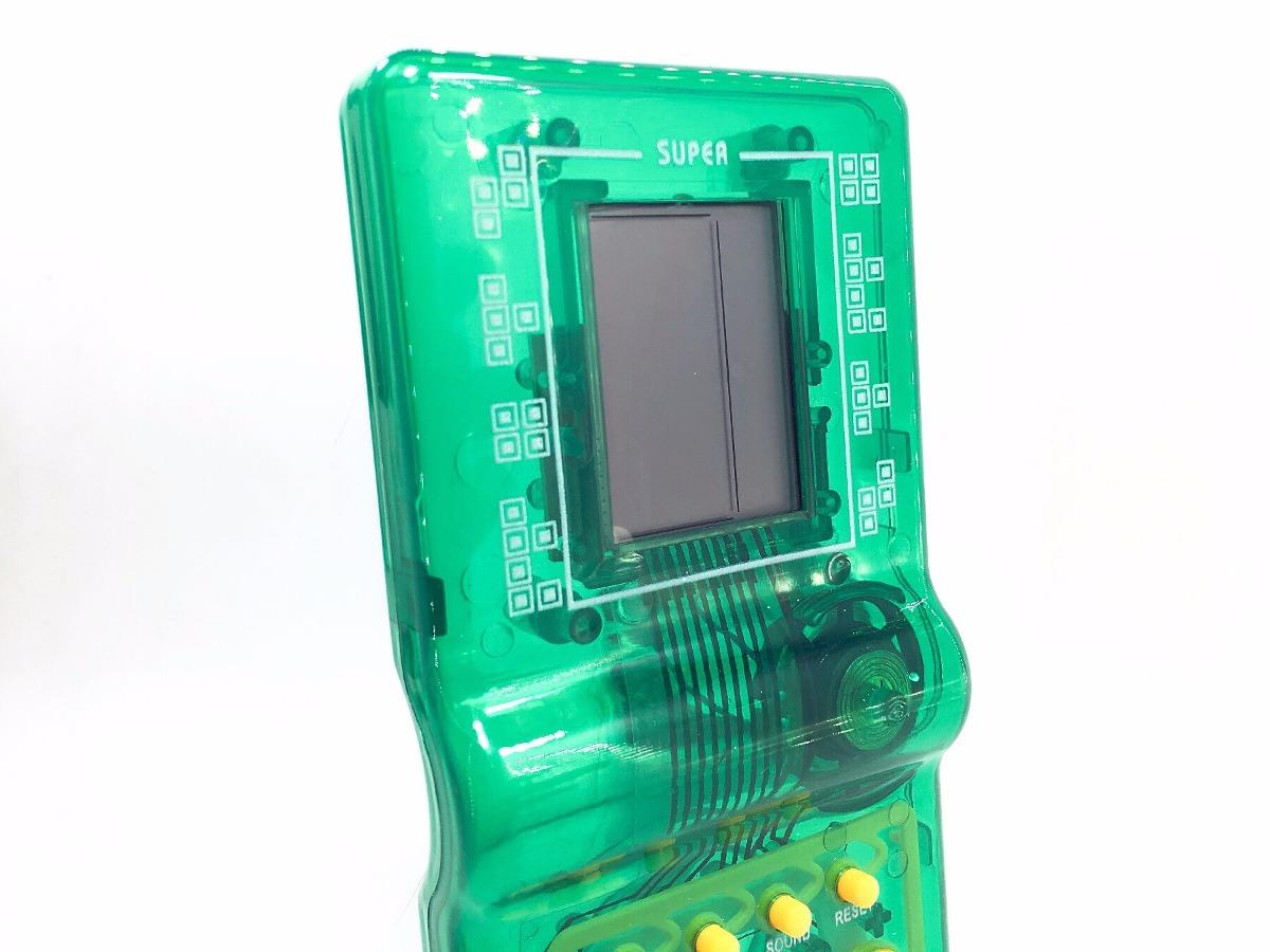 Juego Tetris Clasico Brick Verde Game 9999 In 1 A 39 00 En