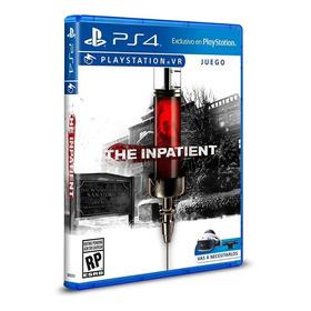 Juego The Inpatient Ps4 Playstation 4 Vr Fisico Sellado