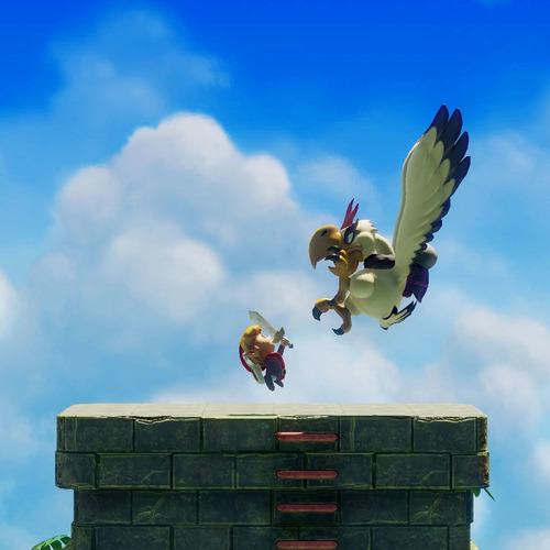 juego the legend of zelda link's awakening nintendo switch