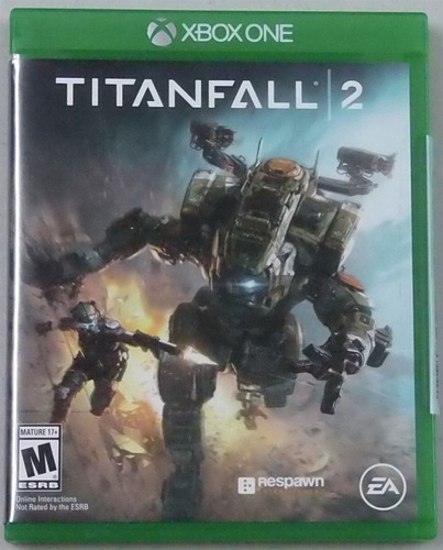 juego titanfall 2 - xbox one