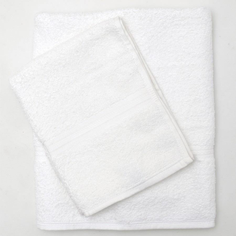 Juego toalla ba o y mano bouquet absorbency blanca 100 - Toallas bano ...