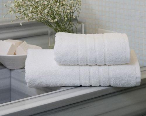 juego toalla y toallon grande hotelero algodon casa andrea!