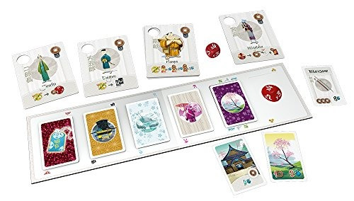 juego tokaido crossroads: the first expansion