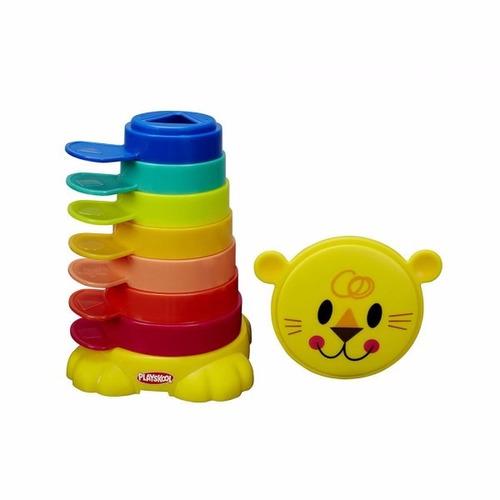 juego torre de tacitas playskool