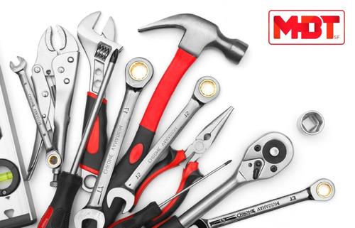 juego tubos set de herramientas udovo 32 piezas 1/2 cuotas
