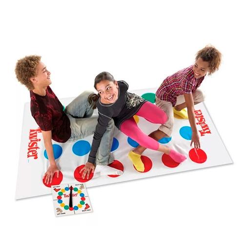 juego twister 3014 hasbro original toyco educando