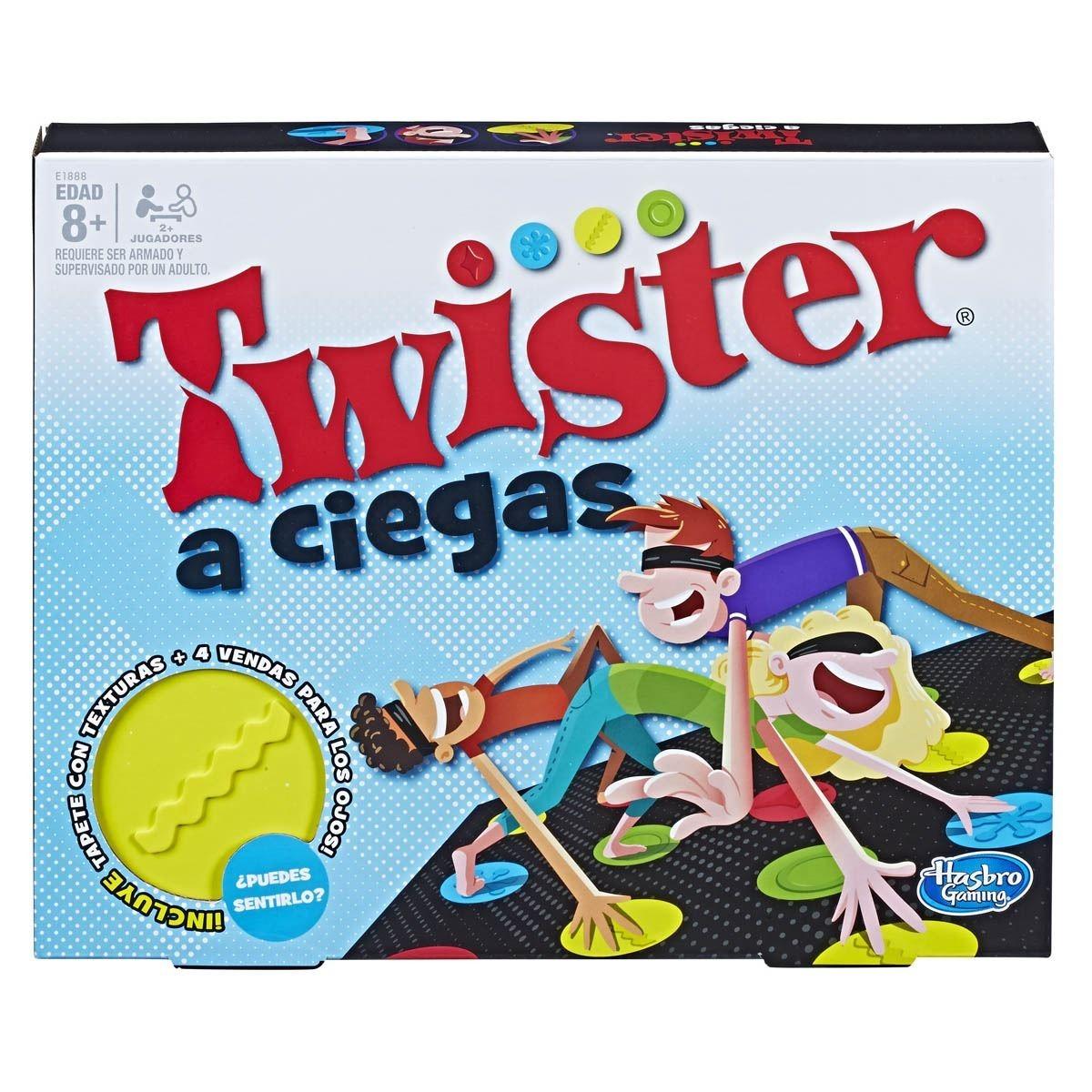Juego Twister A Ciegas Original Envio Gratis Hasbro 640 00 En