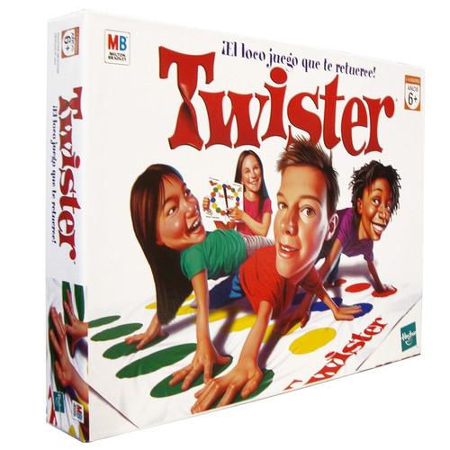 juego twister original hasbro envío full  (3687)