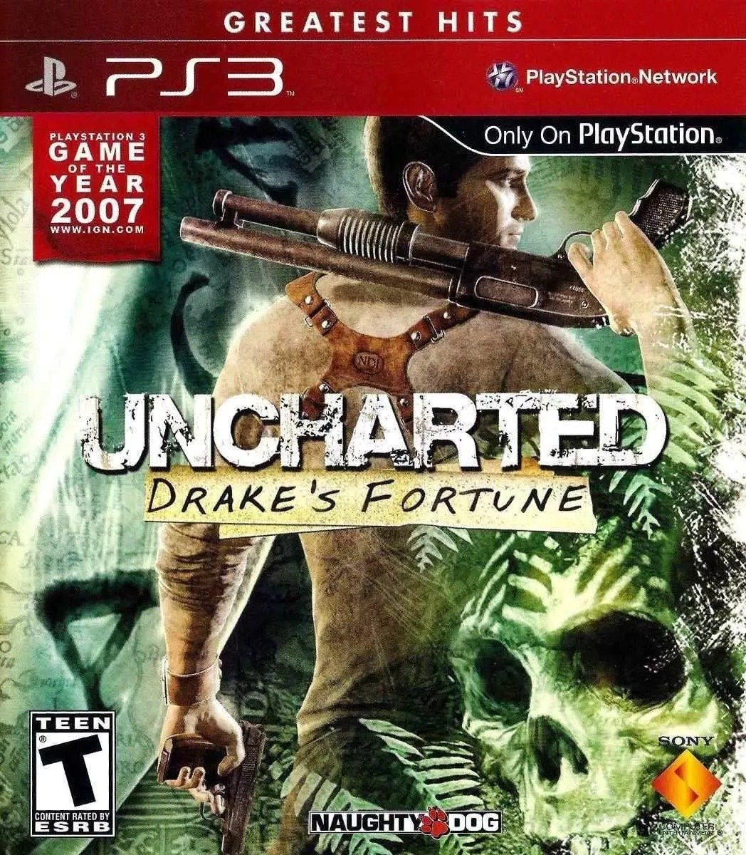 Uncharted: El tesoro de Drake (Uncharted: Drake's Fortune)