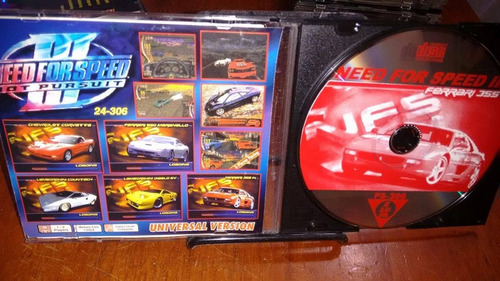 juego universal version need for speed  hot pursuit.-