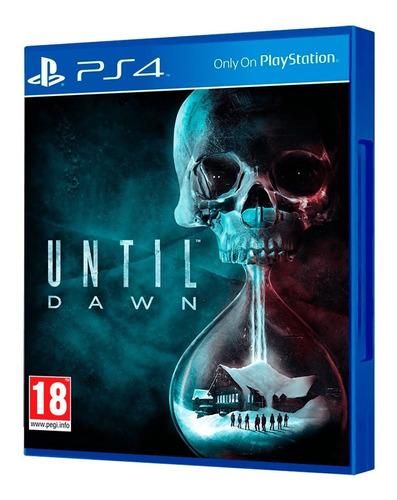 juego until dawn ps4