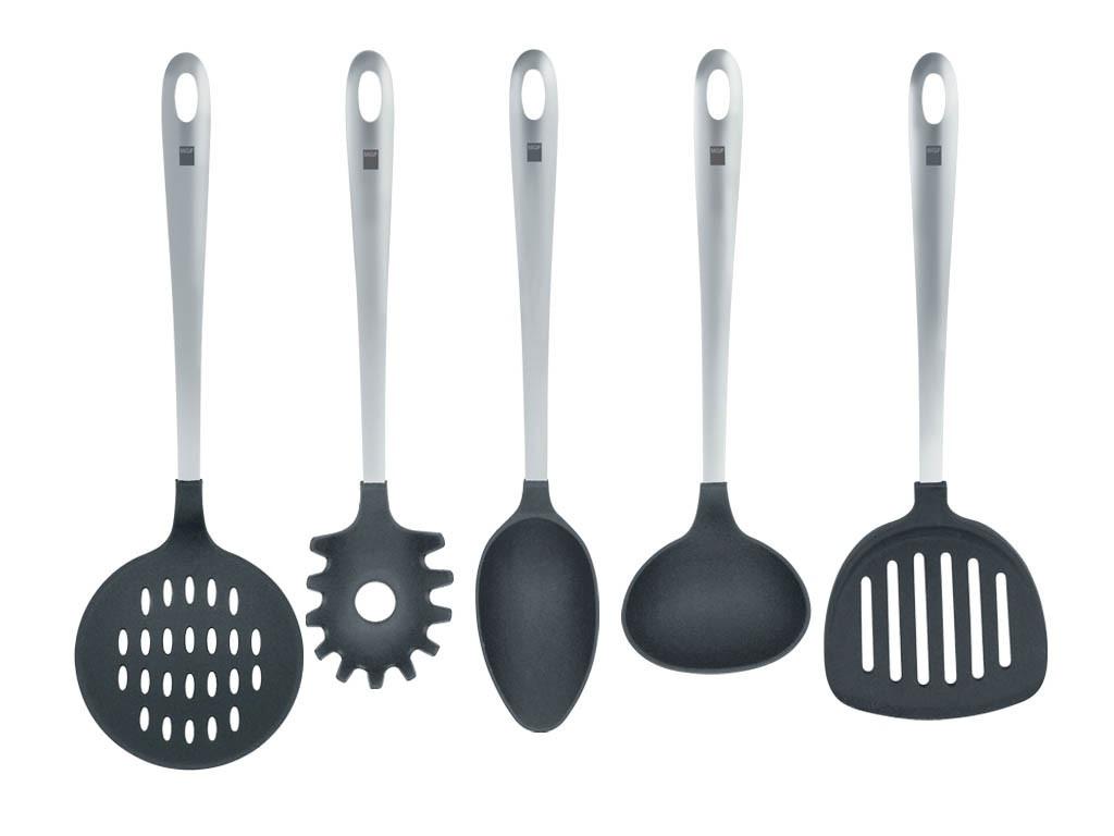 Juego utensilios nylon garcon 6 piezas magefesa cocina for Utensilios de cocina tumblr
