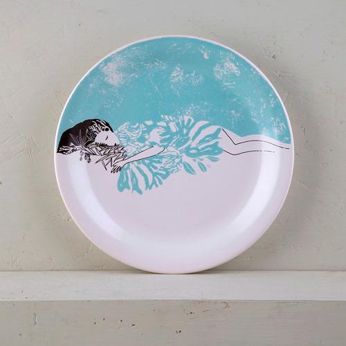juego vajilla cerámica