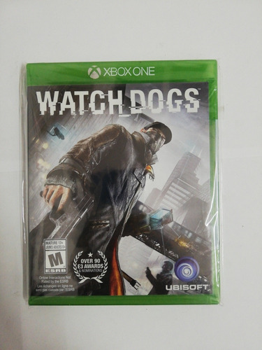 juego watch dogs xbox one