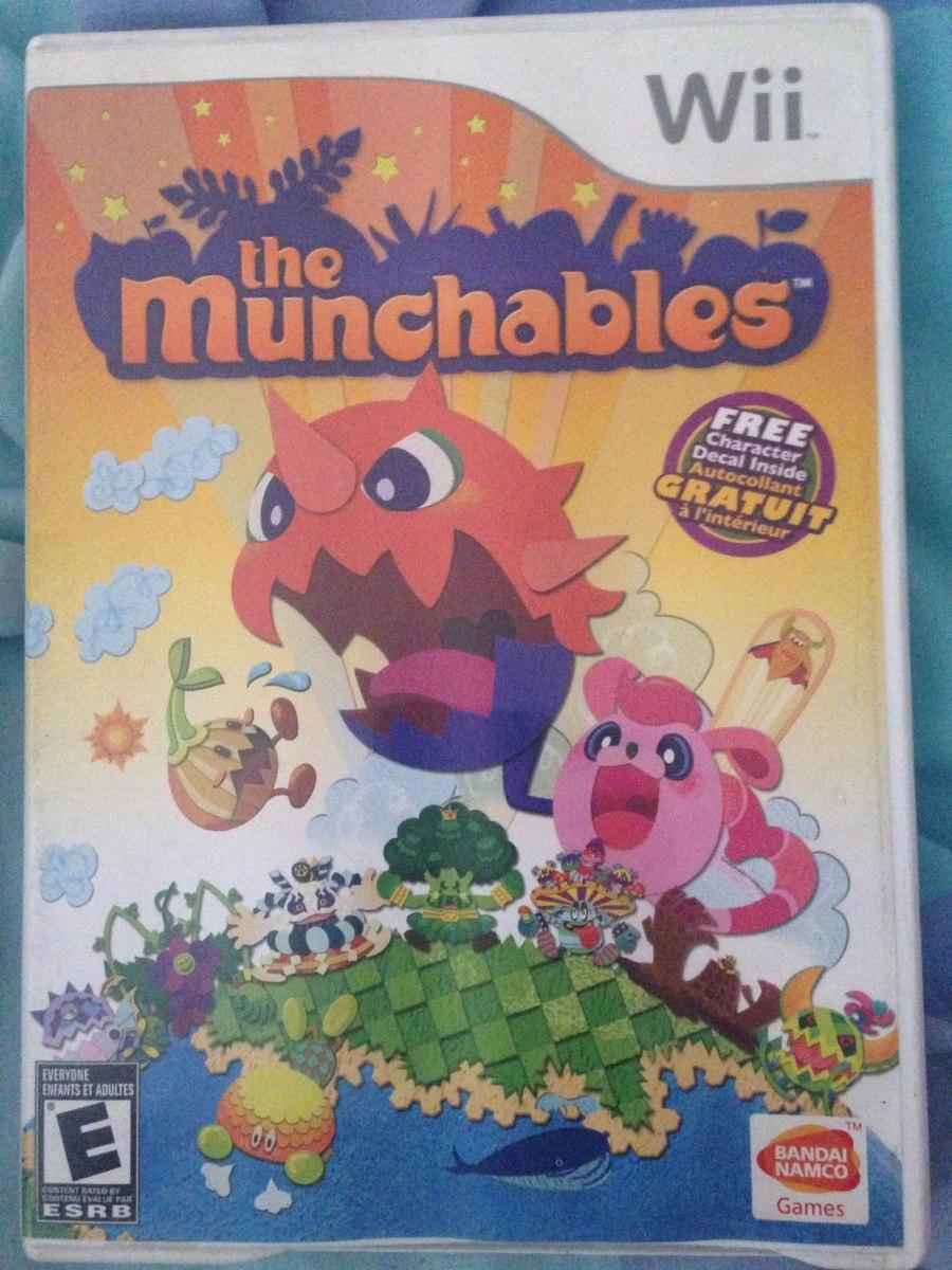 Juego Wii Para Ninos The Muncheables 20 000 En Mercado Libre